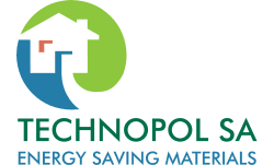 Technopol Logo - Energy Saving Materials | Thermaboards
