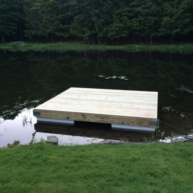 Polystyrene Used for Floating Docks | Thermaboards